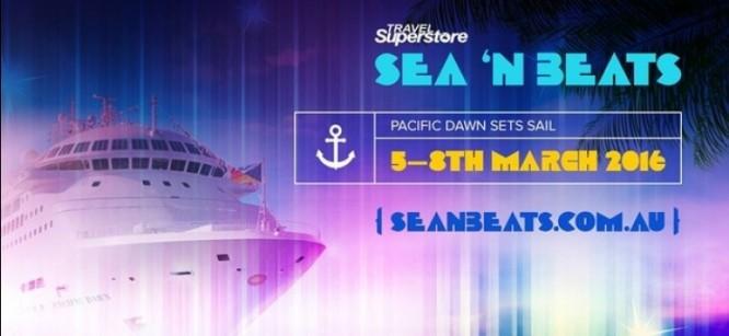Set Sail on Australia's First 3 Day Festival at Sea