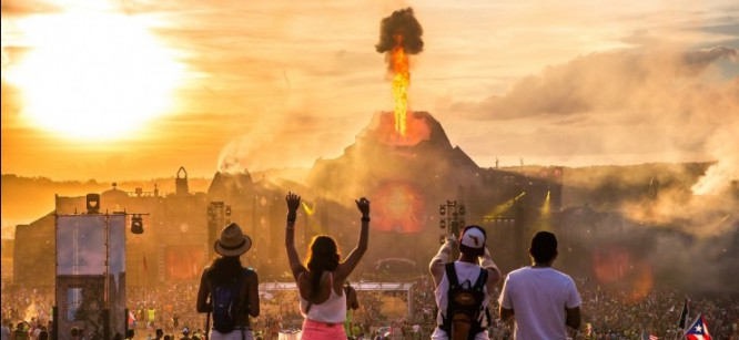 Hardwell, Adam Beyer, Future Classic & More To Host TomorrowWorld Stage Themes