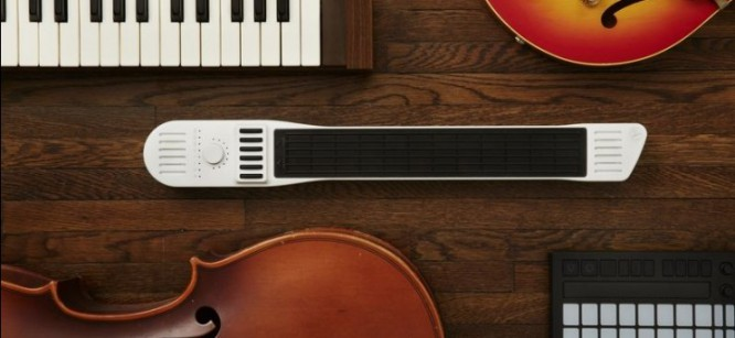 Introducing The Artiphon INSTRUMENT 1 Midi Controller/Guitar Hybrid