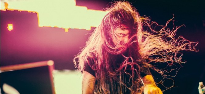 Bassnectar In The Studio With Rage Against The Machine Member Tom Morello