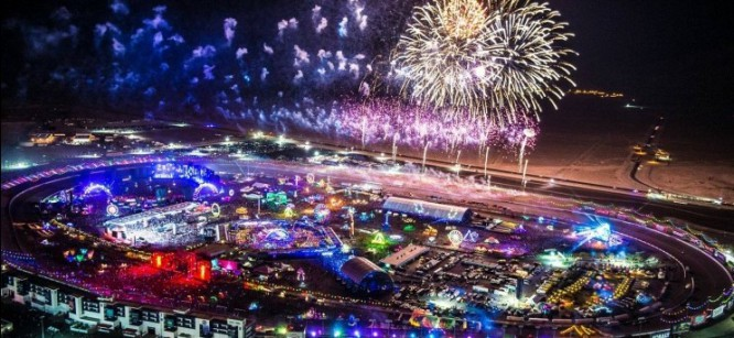 EDC Las Vegas Offers The Ultimate VIP Experience