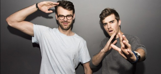 The Chainsmokers Provide Inside Look At Their Creative Process