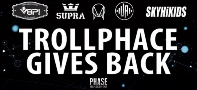 TrollPhace Gives Back With Free Show