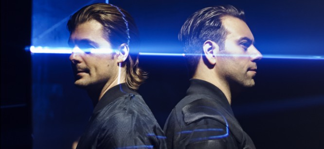 Axwell /\ Ingrosso Release New Short Film