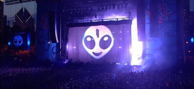 Listen To Skrillex's Entire Lollapalooza Chile Set