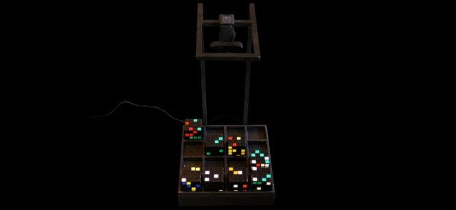 CubeSequencer Uses Rubik's Cubes as a Synthesizer