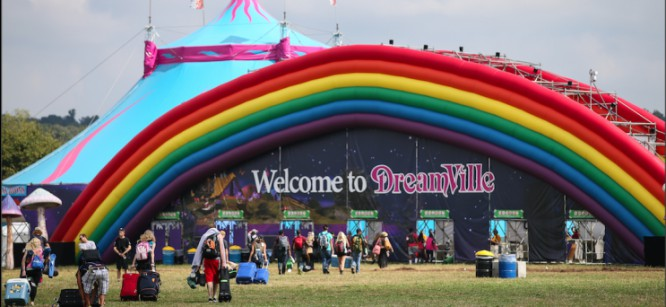 TomorrowWorld's 'Dreamville' Has Some Camping Tricks Up Its Sleeve