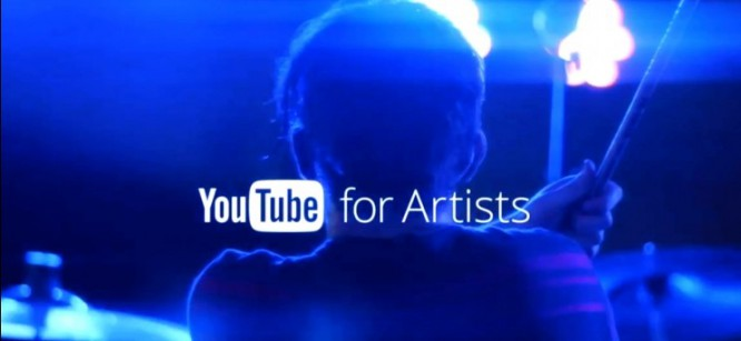 Introducing 'YouTube for Artists'