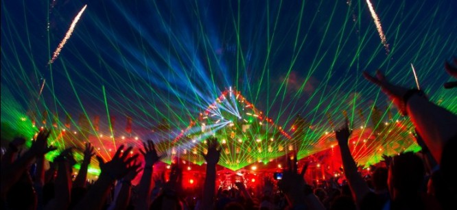 Watch Video Of Massive 13-Hour Rave In England