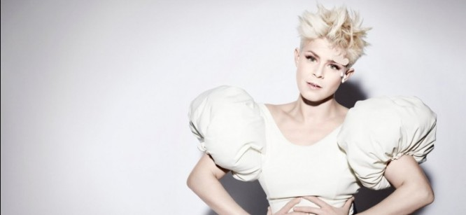Swedish Pop Star Robyn to Host Tech Festival for Women