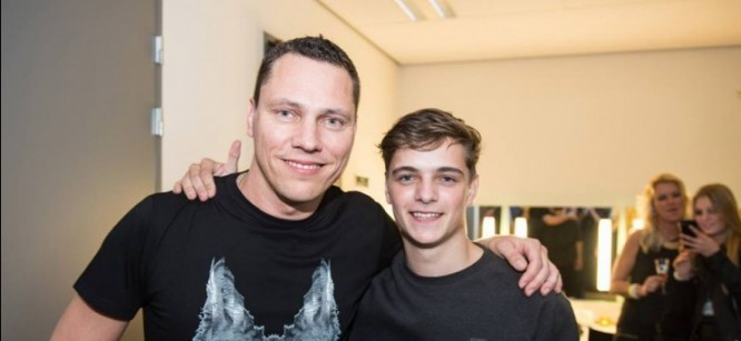 Tiesto & Martin Garrix Partner With 7UP For Can Designs