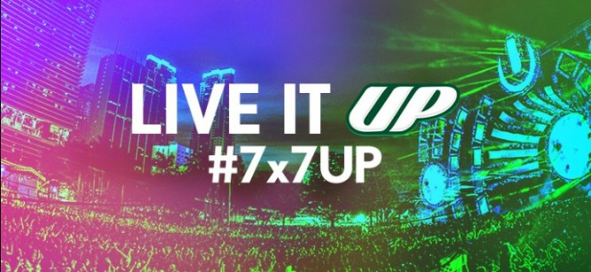 Tiesto and Martin Garrix 'Live It Up' In New 7UP Commercial