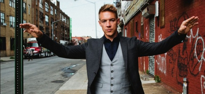 Diplo Teases Collab With Rock N' Roll's Greatest Frontman