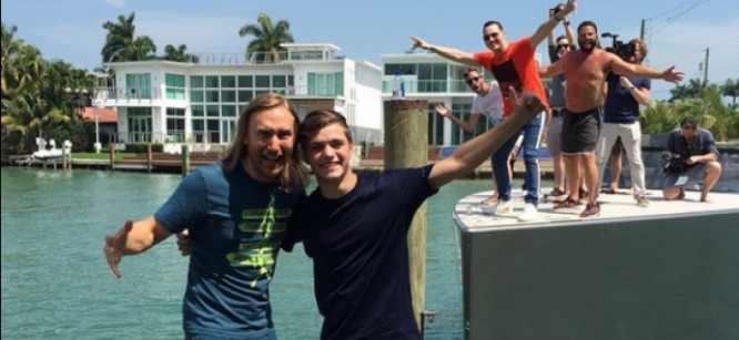 David Guetta & Steve Angello Working On New Martin Garrix Documentary