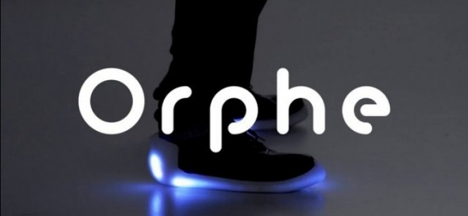 New Shoes Will Light Up Your Dance Moves
