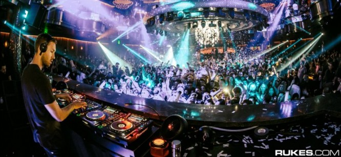 OMNIA Nightclub Announces Calvin Harris And Chuckie As Grand Opening Headliners