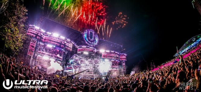 Download Sets From All Three Days Of Ultra Music Festival 2015