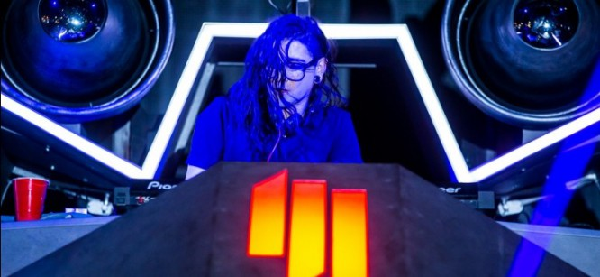 12th Planet Teases New Skrillex Track
