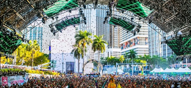 7UP Let Us 'Live It Up' At Ultra 2015