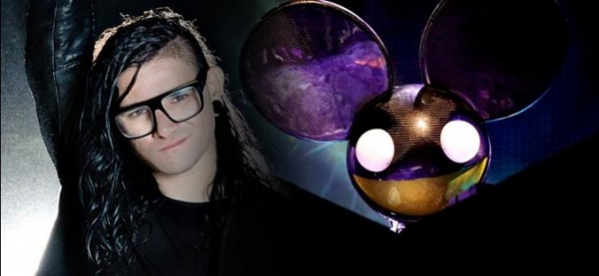 Deadmau5 Reveals How He First Met Skrillex
