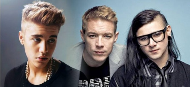 Diplo, Skrillex And Justin Bieber Release Details On New Collab