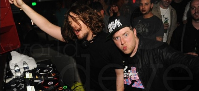 Kill The Noise And Tommy Trash Release Electro Banger 'Louder'