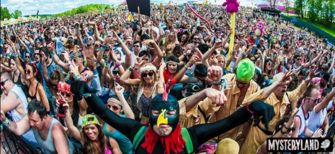 Mysteryland USA Artists Reveal Their Favorite Fan Moments