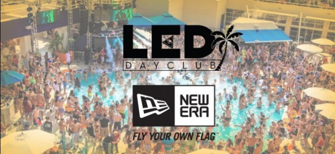 Win a New Era Bundle and Weekend Pass to LED Day Club With Skrillex, DJ Snake, and More