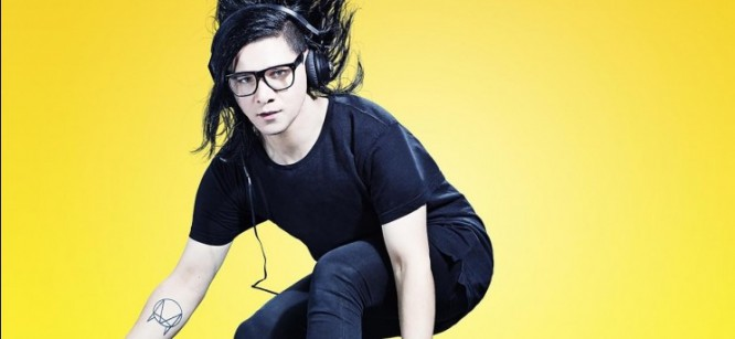 Skrillex Takes Over WIRED Magazine With An Interactive Cover