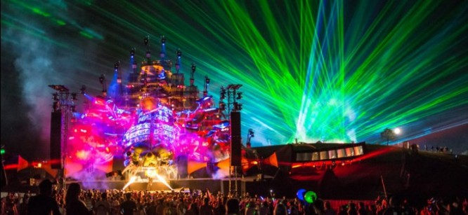 TomorrowWorld Creators Release Study On EDM Fans