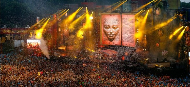 Tomorrowland Announces New Stages For 2015