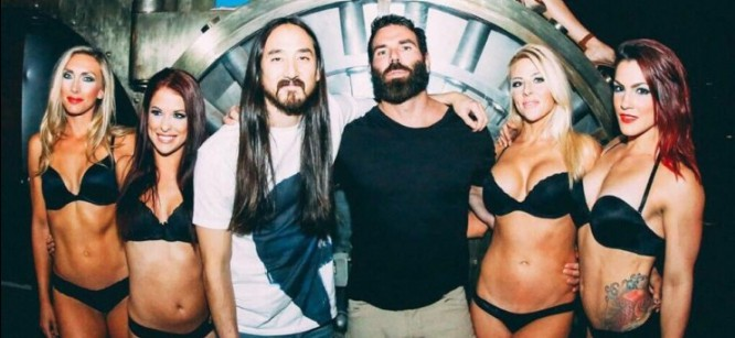 Steve Aoki And Dan Bilzerian To Host Extravagant Charity Poker Event