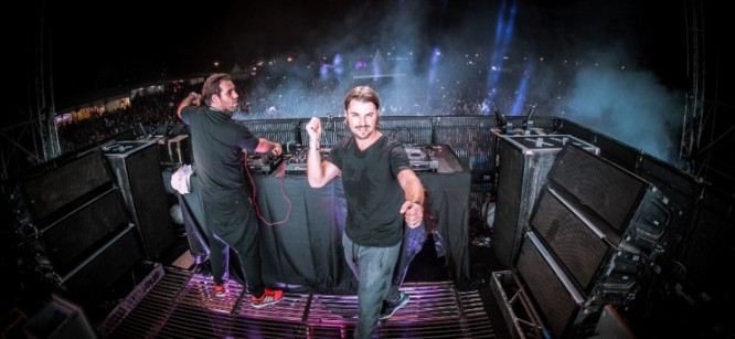 Axwell /\ Ingrosso Team Up With The NBA