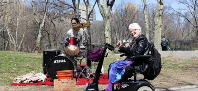 Find Out Why Everyone's Talking About Grandma Techno