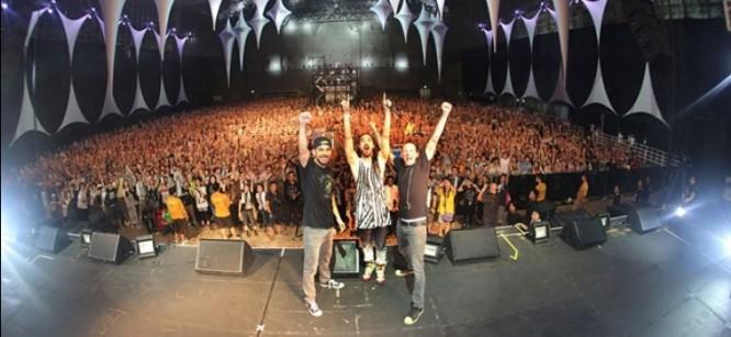 Listen To Steve Aoki And Linkin Park's 'Darker Than Blood'