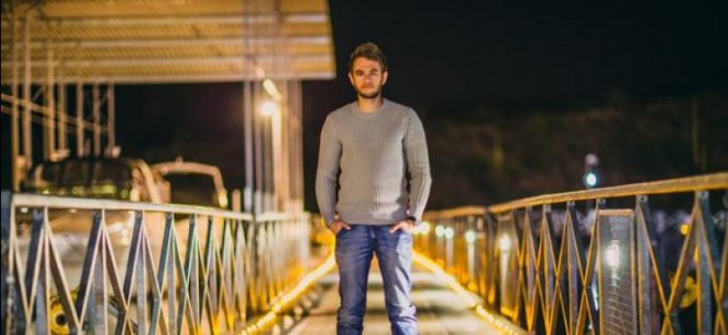 You Will Never Guess Where Zedd Threw This Party