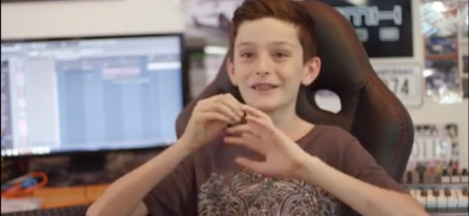 This 11 Year Old Producer Has The Attention of Flume And Deadmau5
