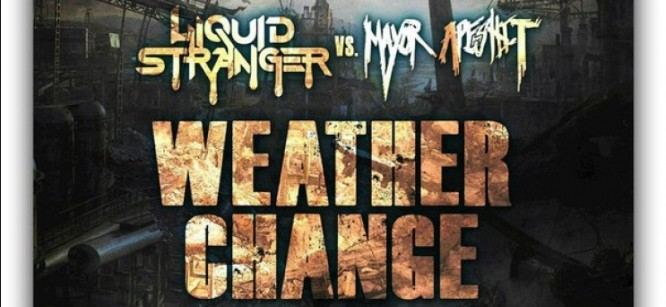 Liquid Stranger's 'Weather Change' EP is Loaded With Massive Remixes