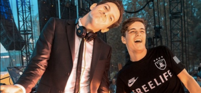 Martin Garrix Talks Who Would Be In His DJ Family Tree