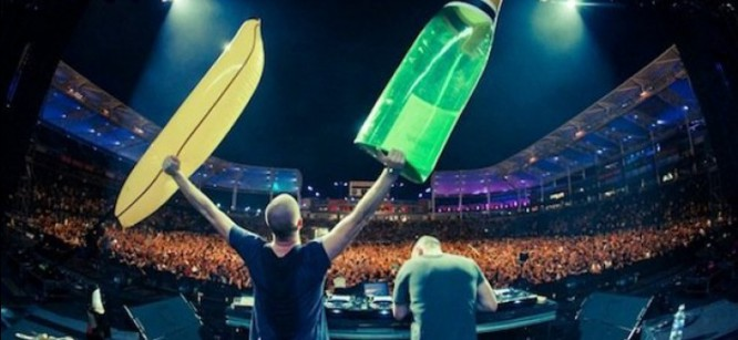 Dada Life Member Undergoes Surgery Once Again