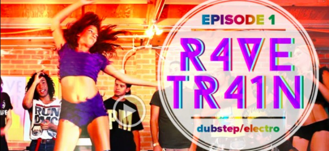 New Rave Train Series Brings The Party To You