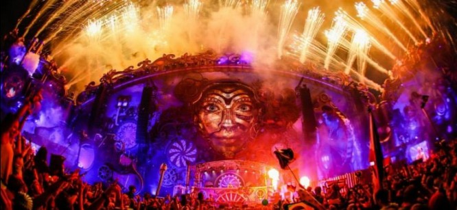 Tomorrowland's First Event Of The Year Announces Live Stream Details