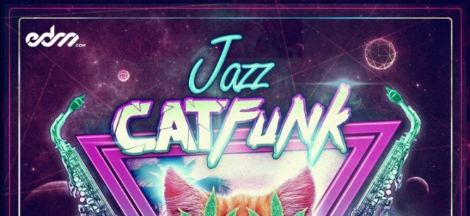 RIOT Rolls Out 'Jazz Cat Funk (The Remixes) EP'
