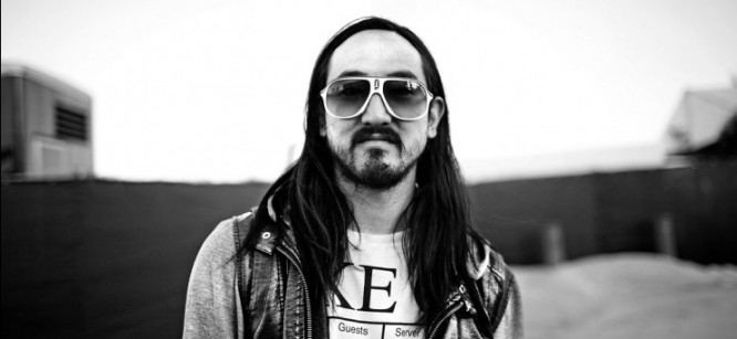 Steve Aoki Opens Up, Gets Emotional In Katie Couric Interview