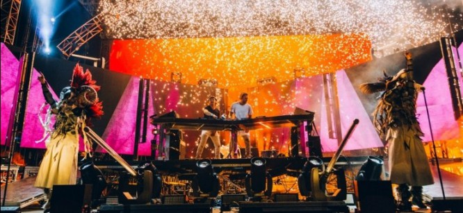 Axwell Λ Ingrosso Cite Daft Punk & Skrillex As Inspirations