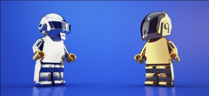 Petition Vies For Daft Punk Lego Set