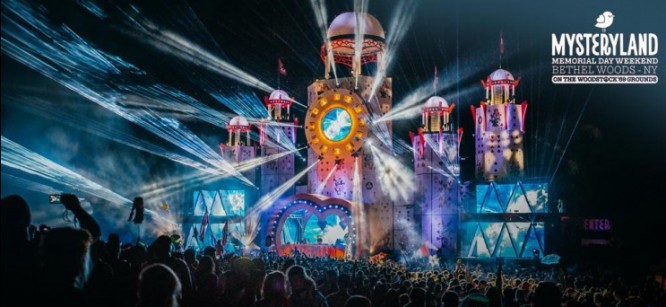 Journey Through Mysteryland's 20 Year History With The 2015 Trailer