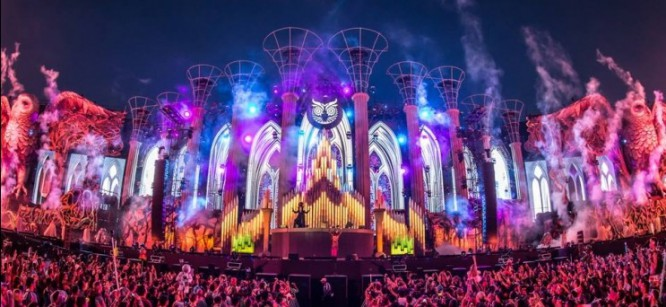 EDC Partners With Marquee For Ultimate VIP Experience
