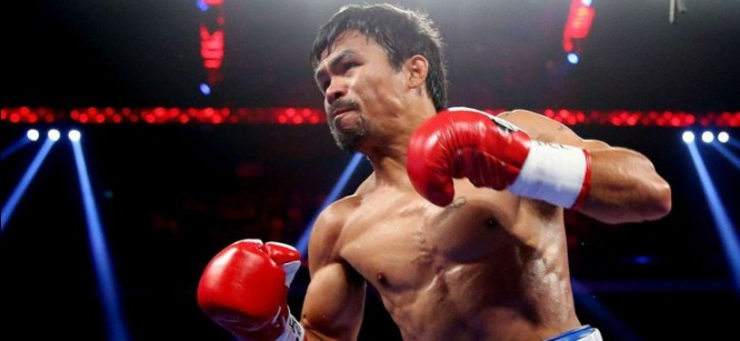 Kygo & Tycho Help Manny Pacquiao Prepare For The Fight Of The Century