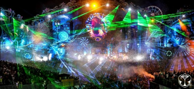 Watch The Tomorrowland Brasil Livestream Here!
